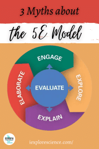 3 Myths about the 5E Model