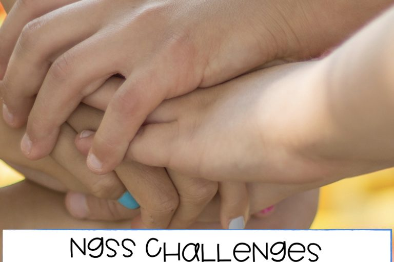 Supporting Students Through The Transition To The NGSS