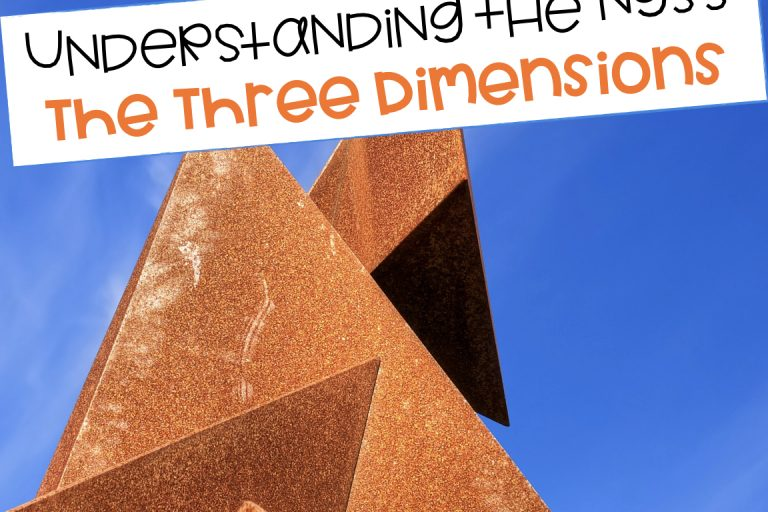Understanding The Three Dimensions Of The NGSS