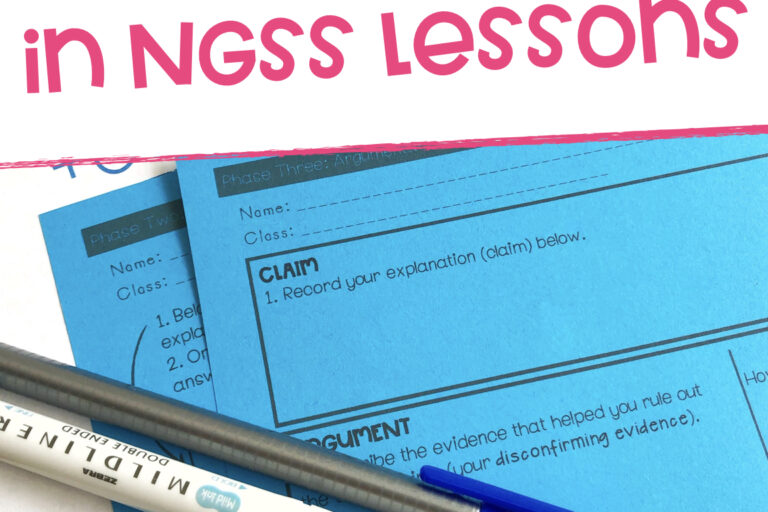 5 Ways To Differentiate for NGSS Learners