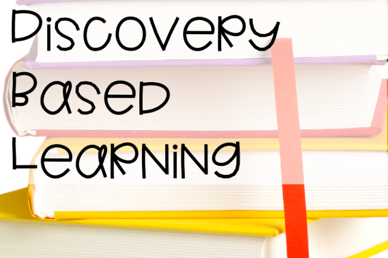 Incorporating Literacy In Discovery Based Learning