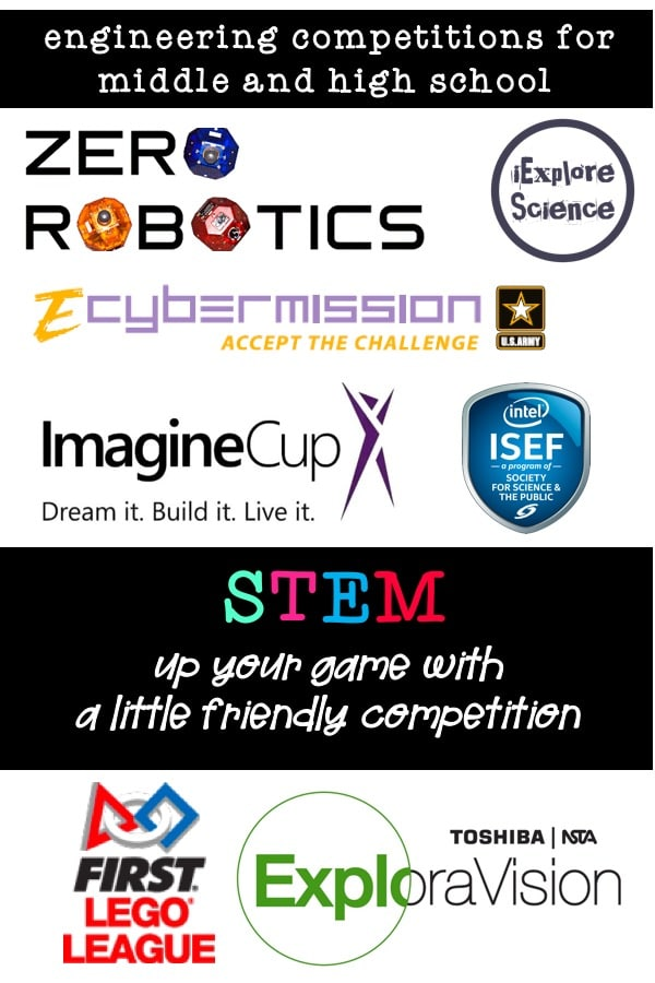 Engage your students in engineering by participating in national and international competitions!
