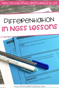 differentiate for all learners