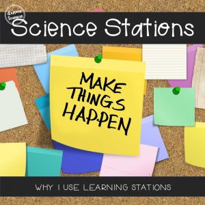 Classroom stations in middle and secondary science instruction can lead to higher engagement, motivation, and performance by students. Make your life easier and adopt station learning strategies.