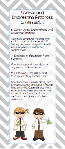 Teaching engineering practices and science practices should be a part of every class.
