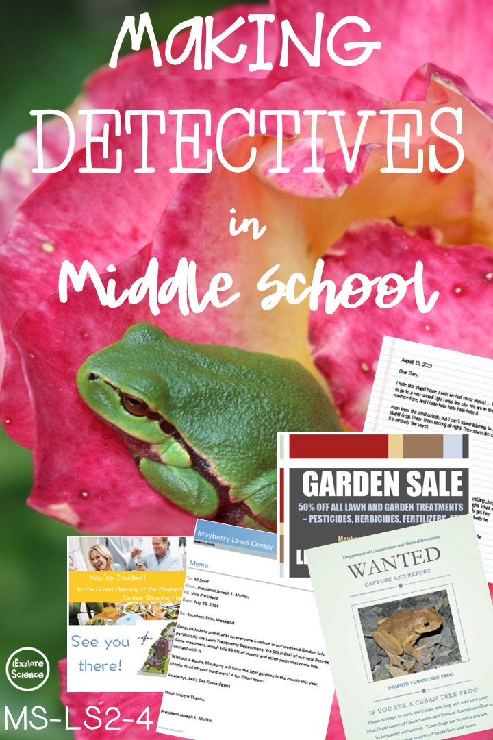 Check out this teaching strategy to engage middle and high school students in an ecology unit through puzzle-based mystery activities.